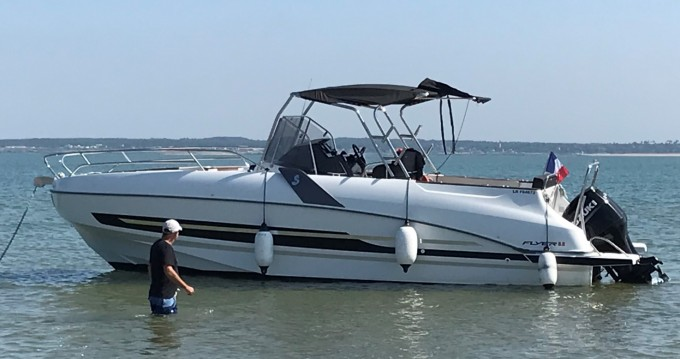 Location yacht à La Rochelle - Bénéteau Flyer 8.8 SPACEdeck sur SamBoat