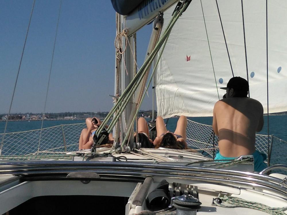 Louer Voilier avec ou sans skipper Ketch à Cadix