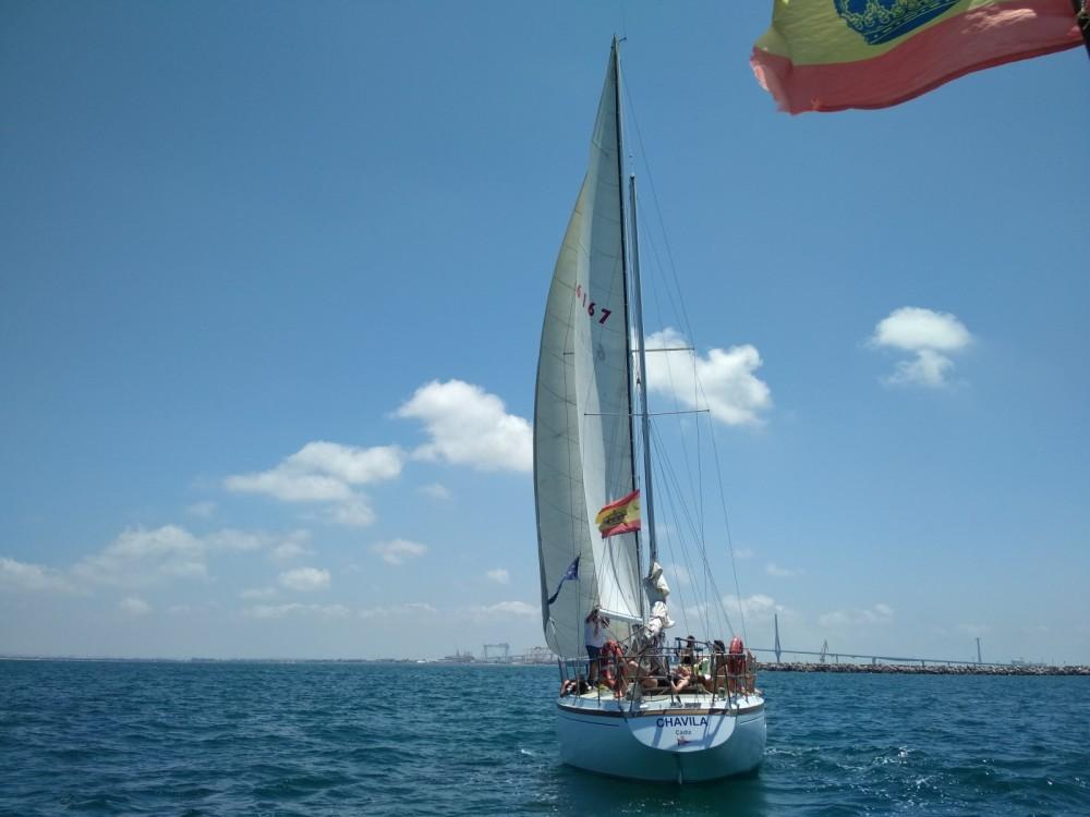Location bateau Cadix pas cher ketch