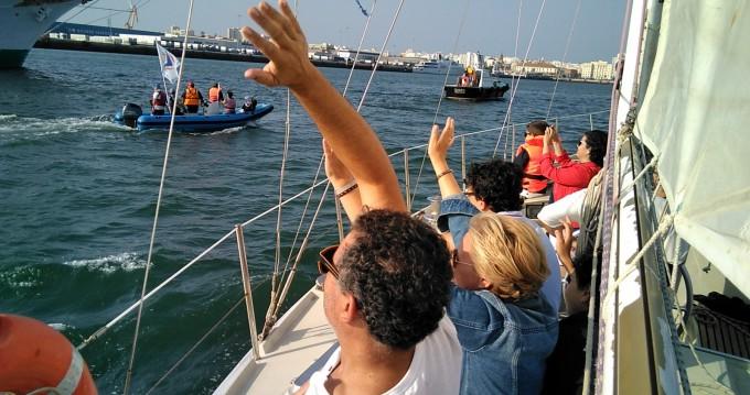 Voilier à louer à Cádiz au meilleur prix