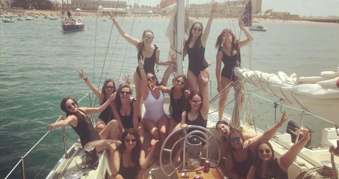 """Location yacht à Cádiz - Ketch """"Ketch"""" sur SamBoat"""
