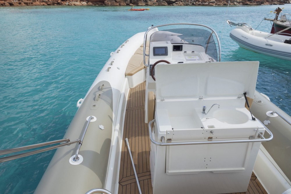 Alquiler de yate Formentera - Zodiac Medline III en SamBoat