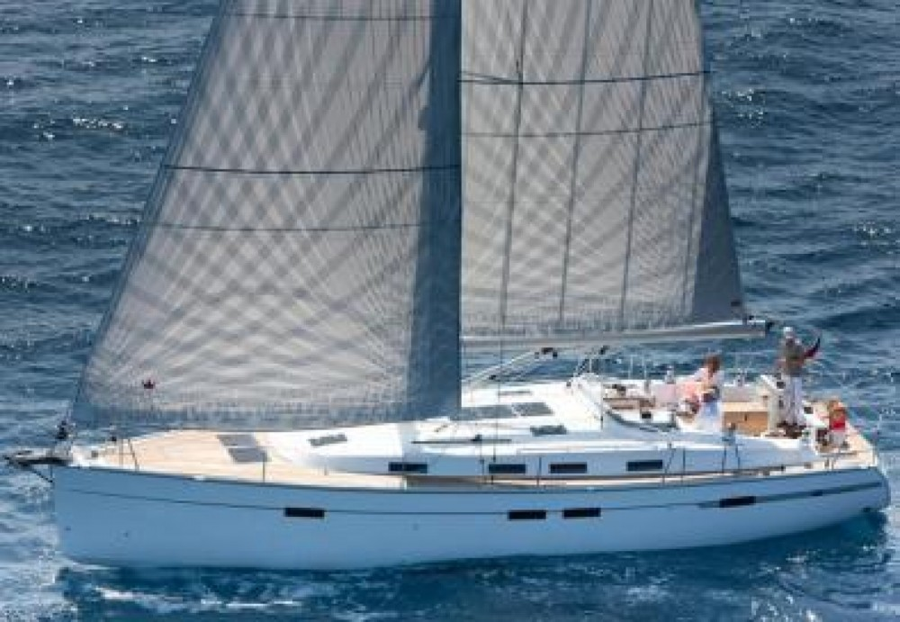 Bavaria Cruiser 45 between personal and professional Sliema