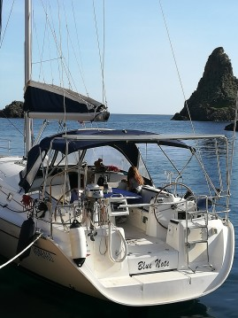 Location yacht à Furnari - Bénéteau Cyclades 43.3 sur SamBoat
