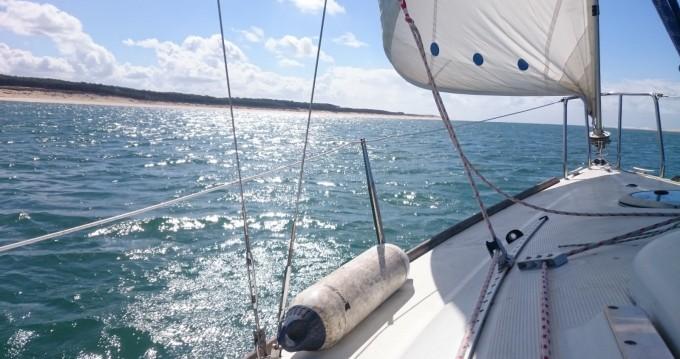 Location yacht à Arvieu - Bénéteau First 210 Spirit sur SamBoat