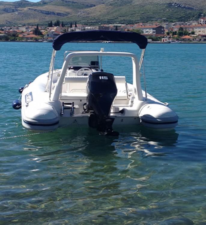 Rental RIB in Trogir - Maestral 555