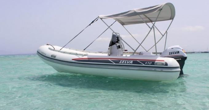 Location yacht à Ibiza (Ville) - Selva Selva D470 AUXILIAR O TENDER sur SamBoat