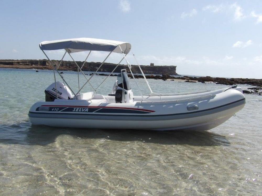 Alquiler de barcos Selva Selva D470 enMarina Botafoch en Samboat
