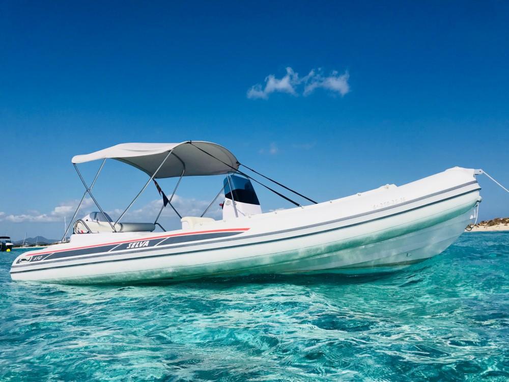 Alquiler de barcos Marina Botafoch barato de DS Evolution