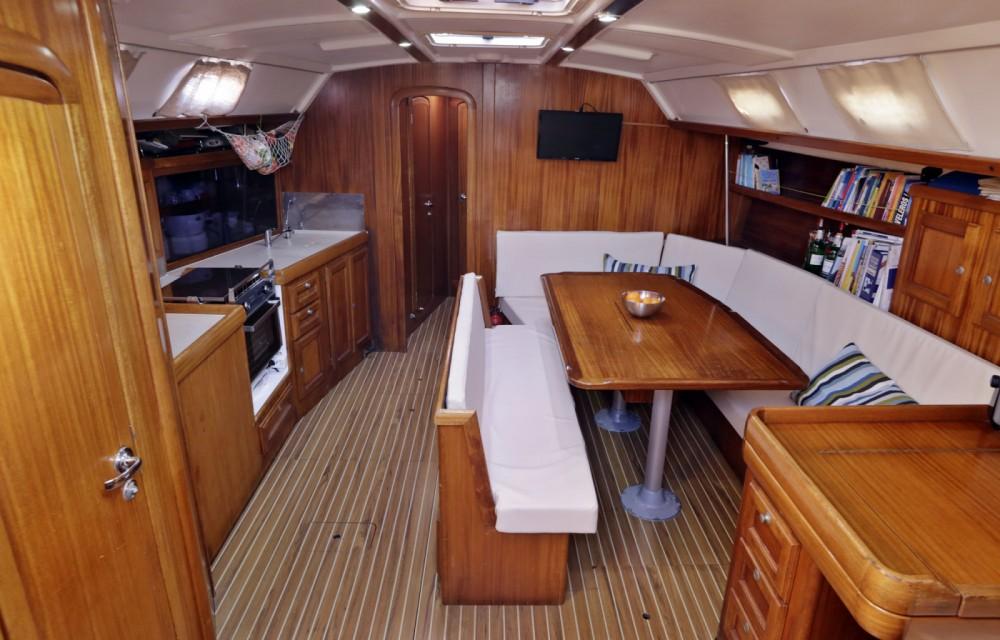 Rental yacht Ibiza city - Dufour Dufour 43 Classic on SamBoat