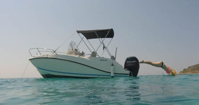 Rental yacht Trogir - Quicksilver Activ 605 Open on SamBoat
