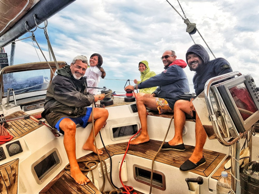 Location bateau Zadar pas cher Baltic 43