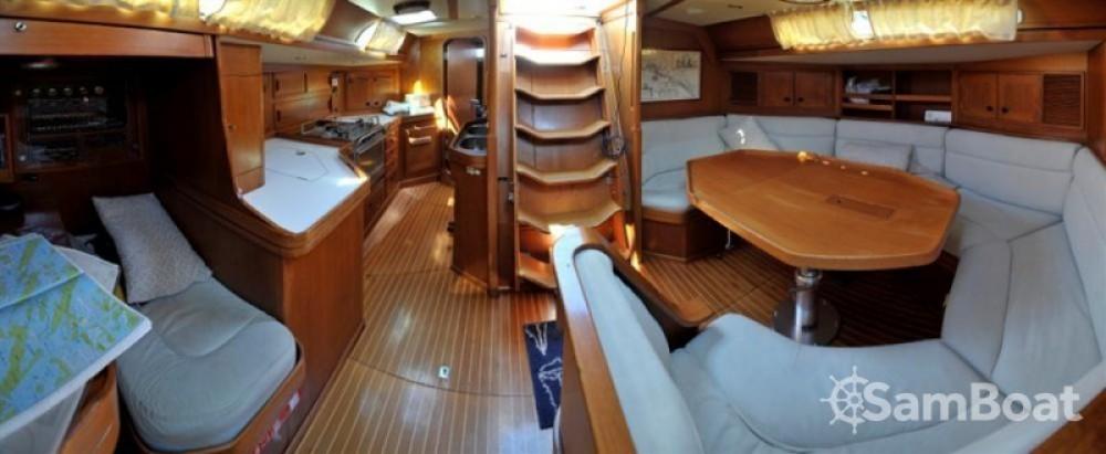 Location Voilier Baltic Yachts avec permis