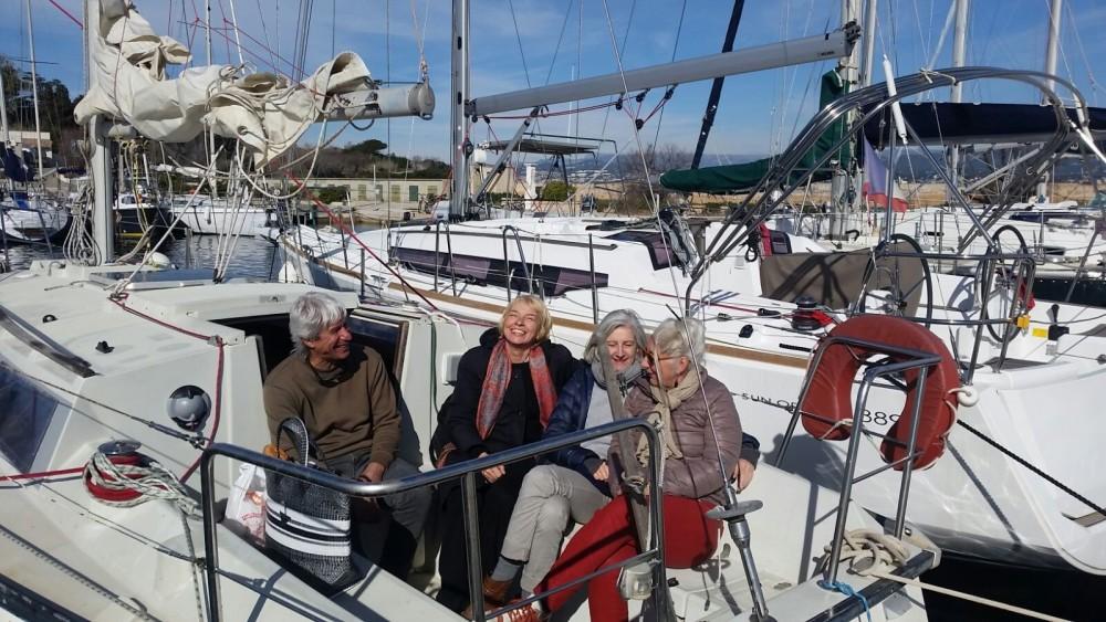 Location bateau Leucate pas cher Dufour 31