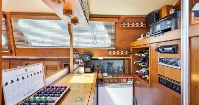 Rental Sailboat in Barcelona - Irwin IRWIN 68