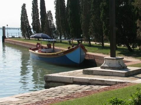 Barca tradizionale bragozzo  entre particuliers et professionnel à Venezia