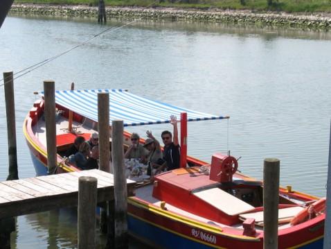 Location bateau Venezia pas cher bragozzo