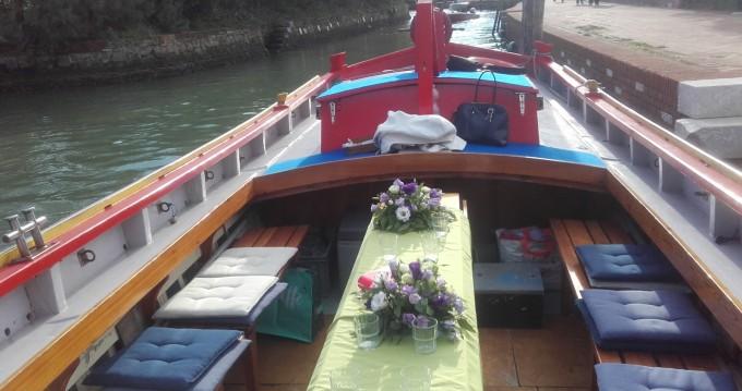 Location yacht à Venezia - Barca tradizionale bragozzo  sur SamBoat