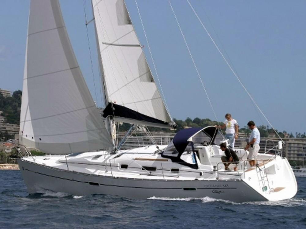 Rental yacht ACI Marina Trogir - Bénéteau Oceanis 343 on SamBoat