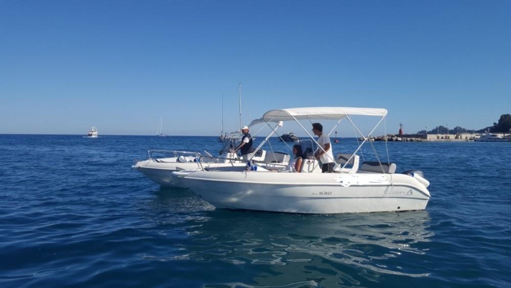 Boat rental Santa Margherita Ligure cheap ALL 5.30