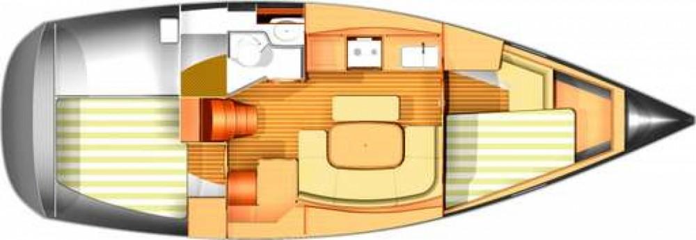 Alquiler de yate Île-aux-Moines - Dufour Dufour 365 Grand Large en SamBoat
