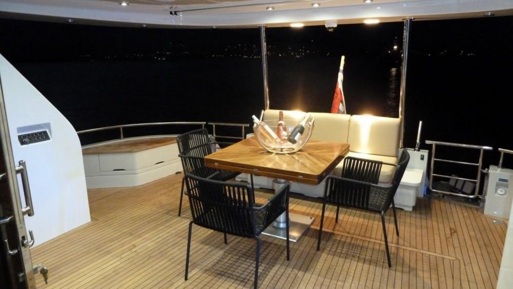 Location Yacht Trawler avec permis