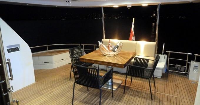 Location Yacht à Ajaccio - Mondomarine Mondomarine 82