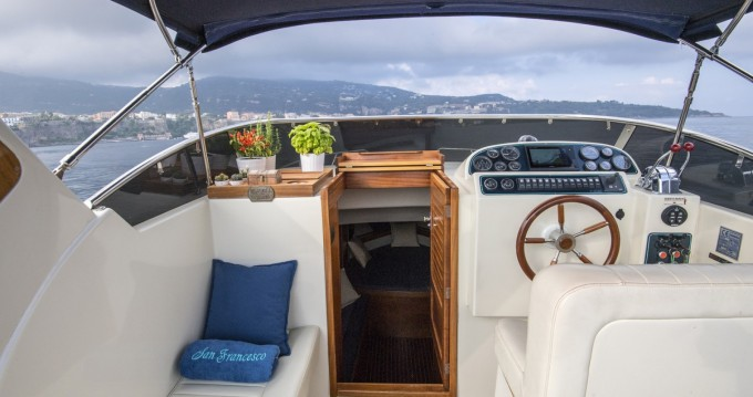Hire Motor boat with or without skipper Acquamarina Sorrento