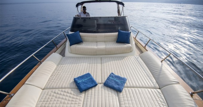 Rental Motor boat Acquamarina with a permit