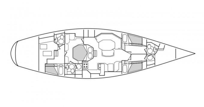 Baltic Yachts B58 entre particuliers et professionnel à Birgu