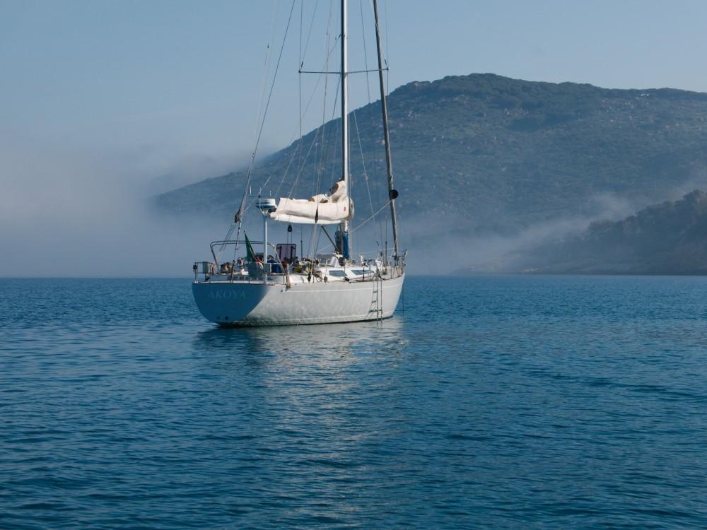 Baltic Yachts B58 between personal and professional Birgu
