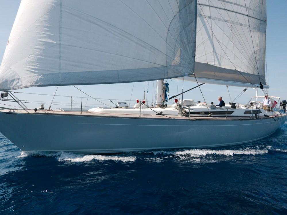 Rental yacht Birgu - Baltic Yachts B58 on SamBoat