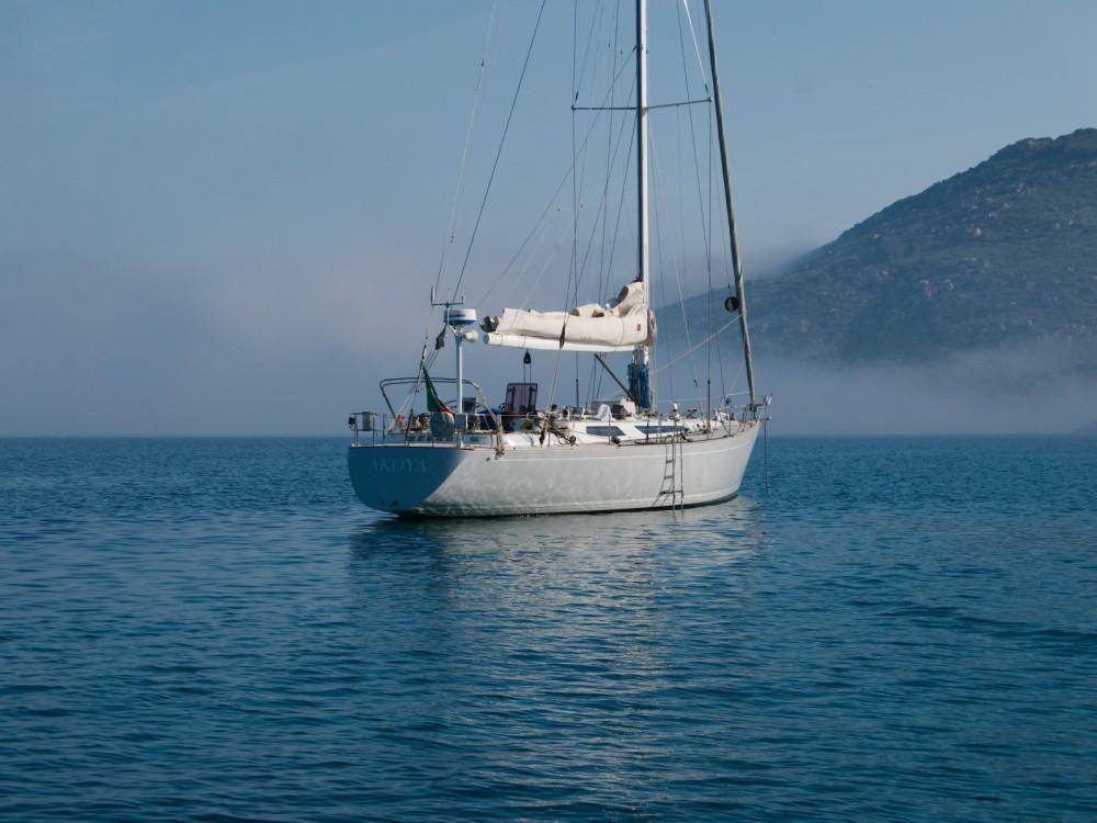 Rent a Baltic Yachts B58 Birgu