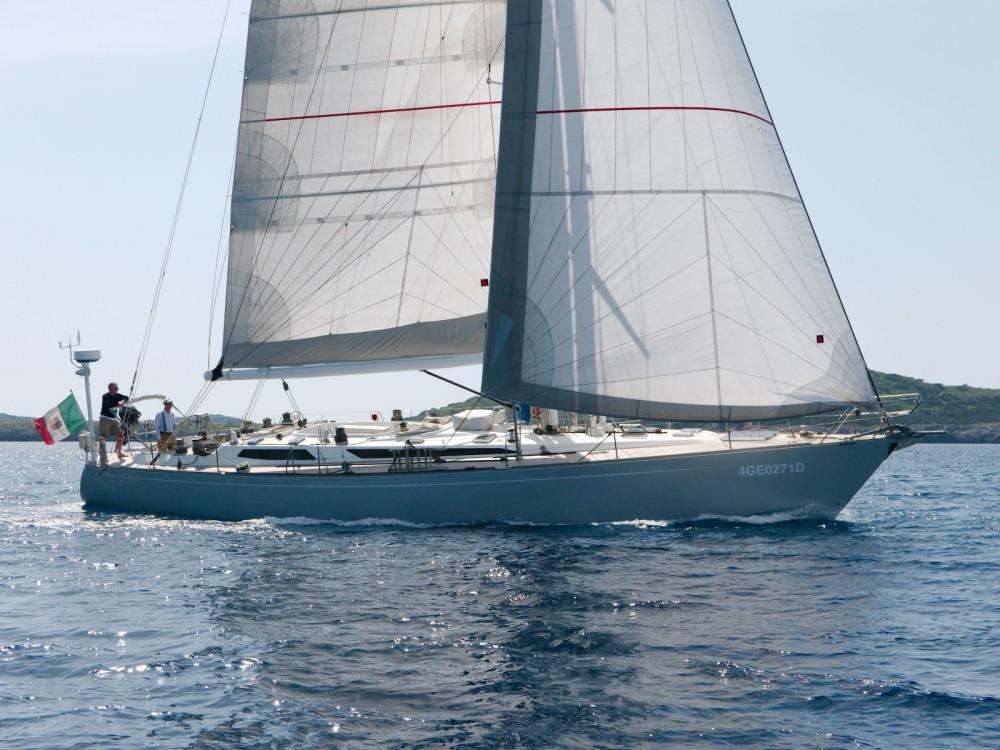 Rental Sailboat in Birgu - Baltic Yachts B58