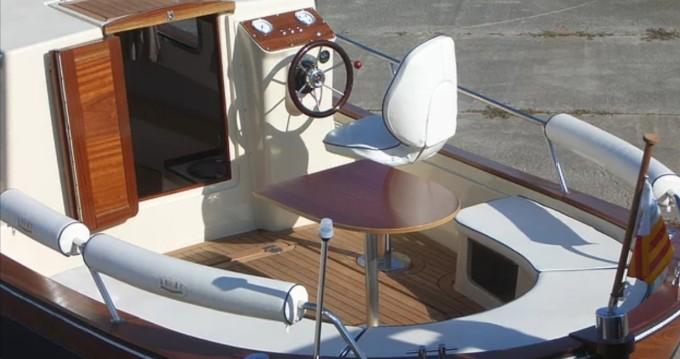 Rental yacht Torrevieja - Knort Cabinada 32 Clásica on SamBoat