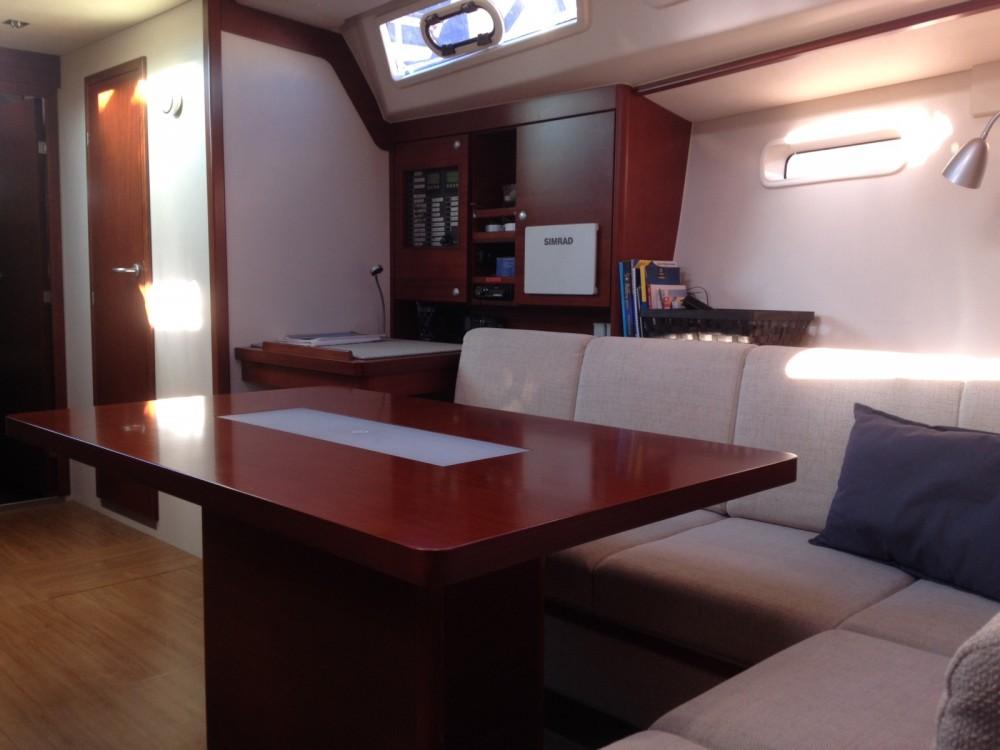 Location yacht à Bandol - Hanse Hanse 470 sur SamBoat