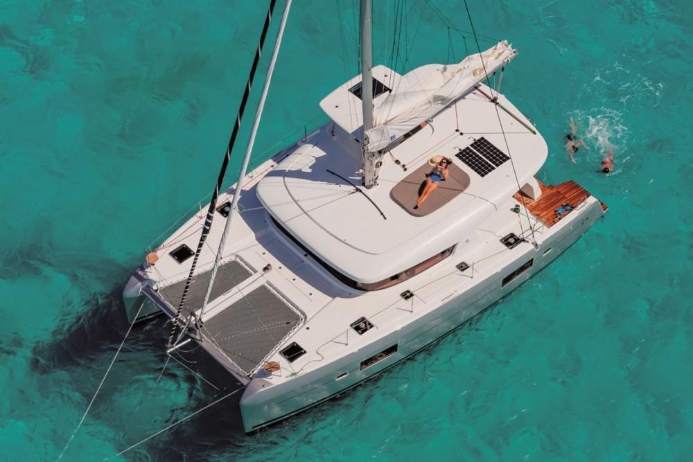 Location yacht à Santa Teresa Gallura - Lagoon Lagoon 42 sur SamBoat