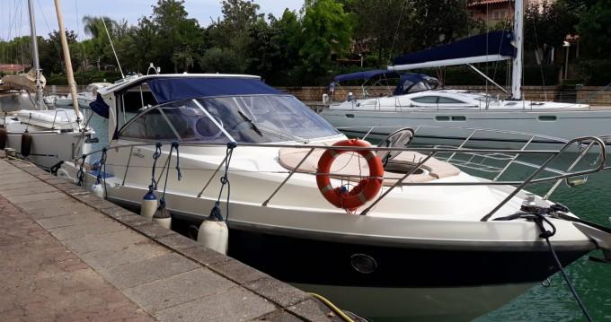 Motorboot mieten in Tonnarella - Cranchi Zaffiro 32