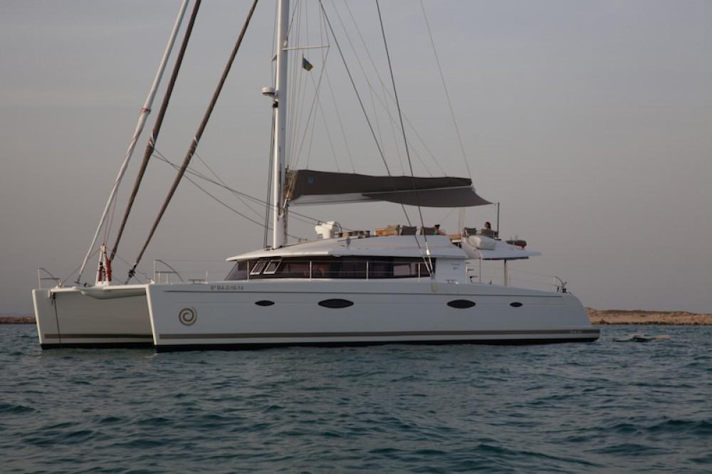 Alquiler Catamarán en San Antonio Abad - Fountaine Pajot Victoria 67