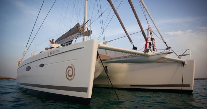 Location bateau Sant Antoni de Portmany pas cher Victoria 67