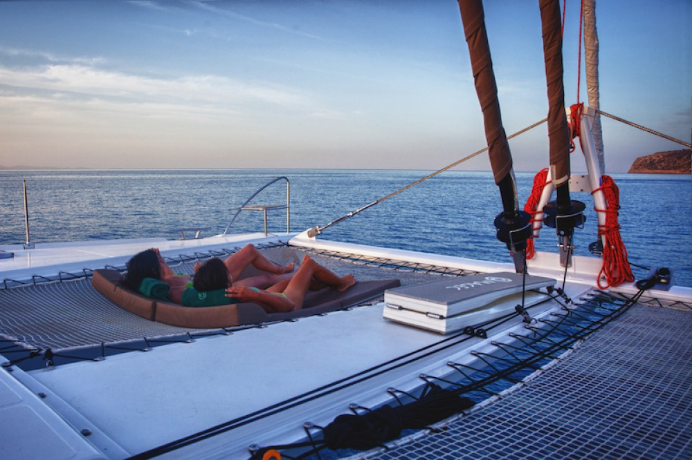 Alquiler de barcos Fountaine Pajot Victoria 67 enSan Antonio Abad en Samboat
