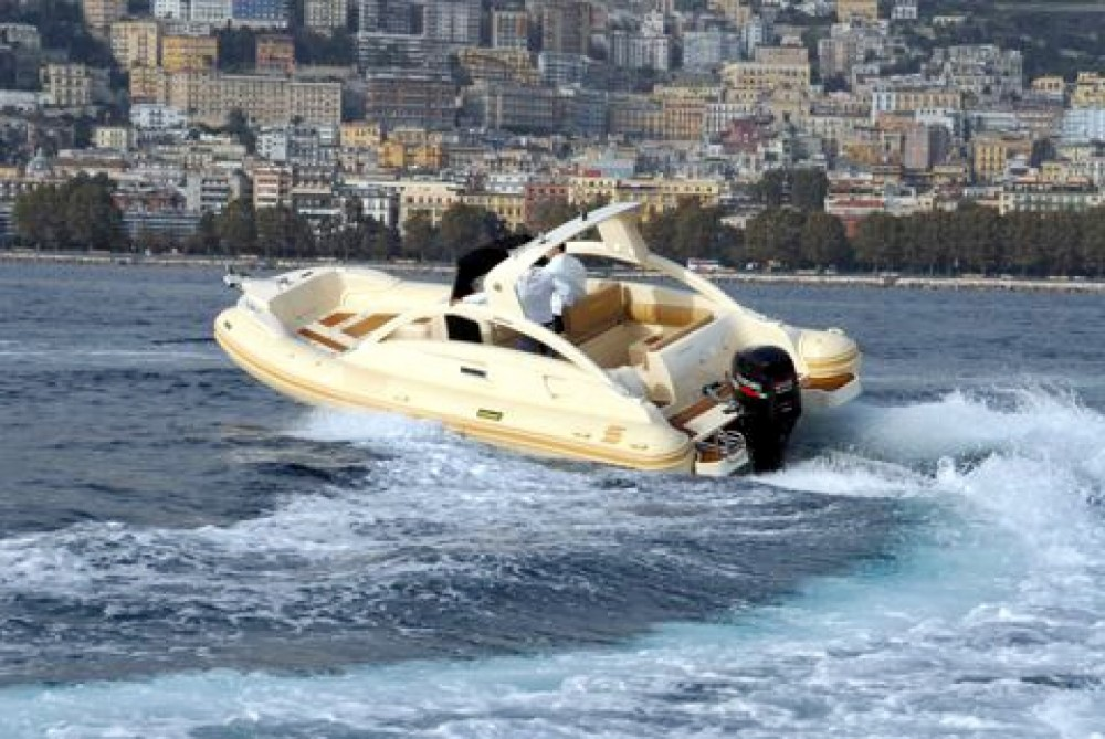 Hire RIB with or without skipper Solemar Lefkas