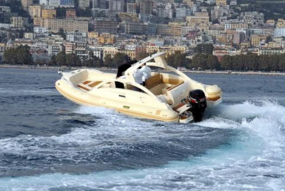 Rental yacht Lefkas - Solemar Zeus26 on SamBoat