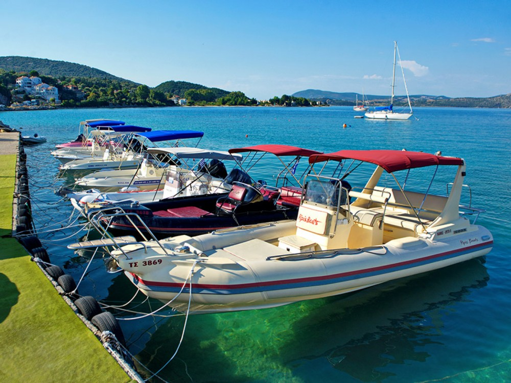 Boat rental Peloponnese, West Greece and Ionian Sea cheap 21