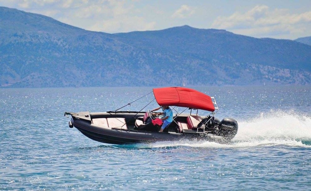 Boat rental Viper Bulet in Peloponnese, West Greece and Ionian Sea on Samboat