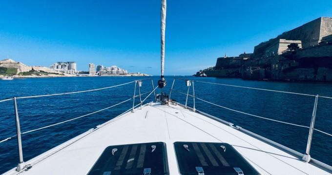 Location Voilier à Tas-Sliema - Bavaria Cruiser 45