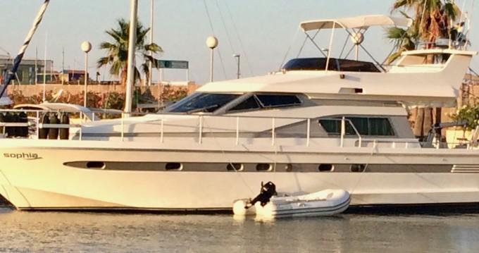 Location yacht à Dénia - Astondoa Astondoa 50 GLX sur SamBoat