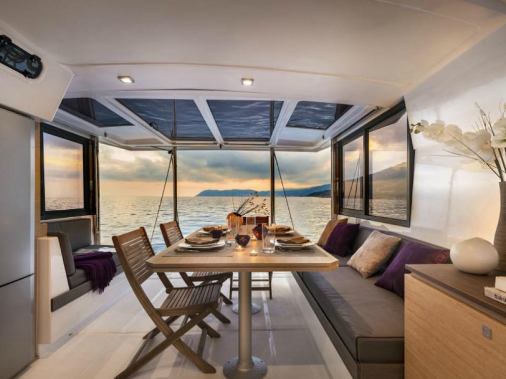 Catamaran à louer à Castiglione della Pescaia au meilleur prix