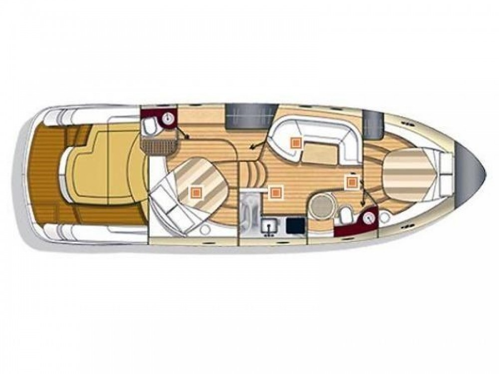 Louer Yacht avec ou sans skipper Sessa Marine à Sardaigne