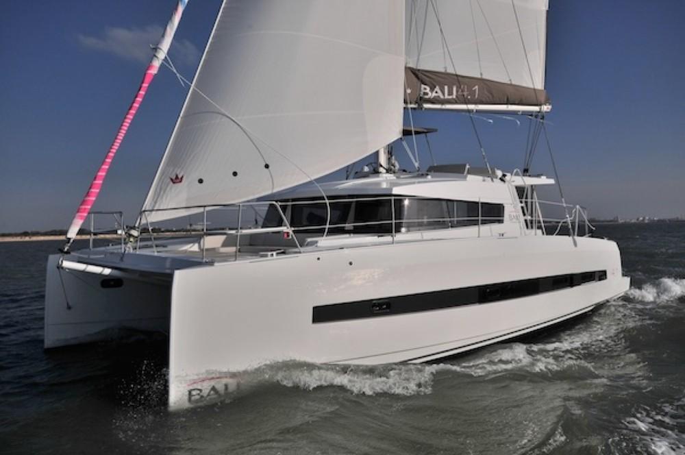 Bali Catamarans Bali 4.1 entre particulares y profesional San Antonio Abad